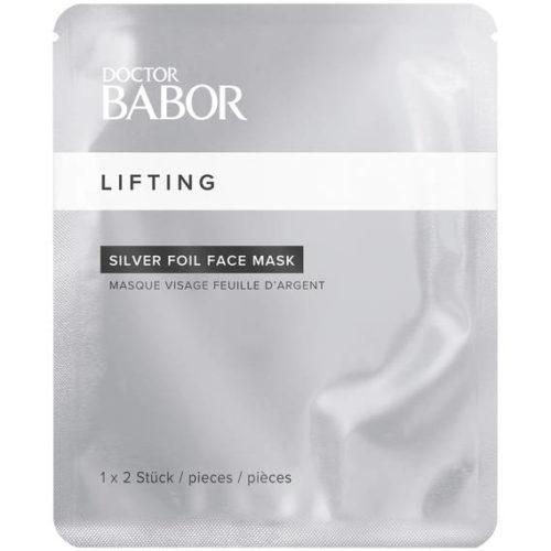 BABOR Lifting Cellular Silver Foil Face Mask 5 Stück