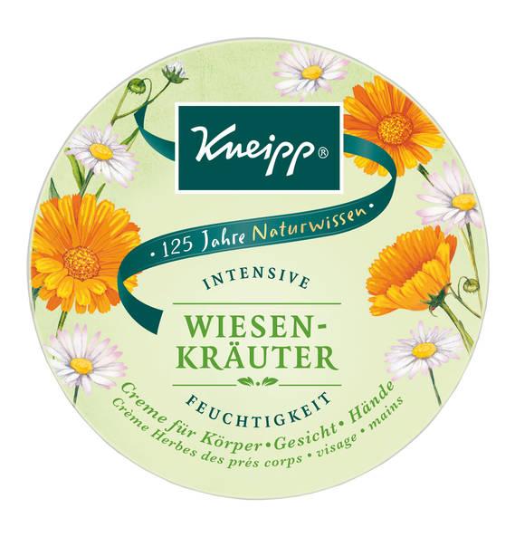 KNEIPP Intensive Wiesen-Kräuter Creme 150 ml