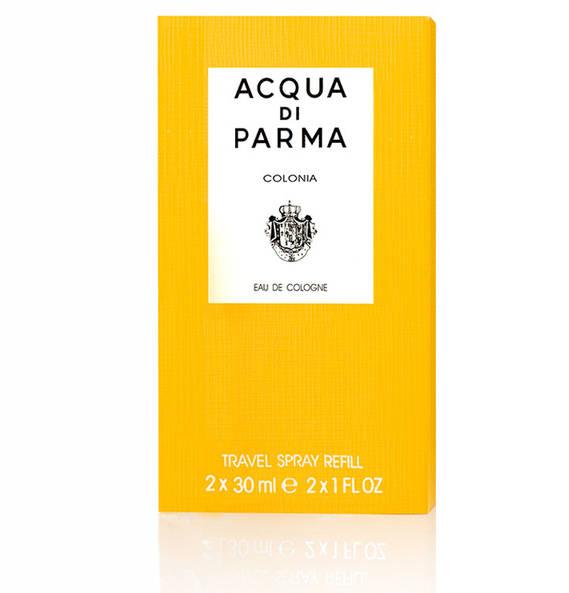 ACQUA DI PARMA Travel Spray Refill 2 x 30ml