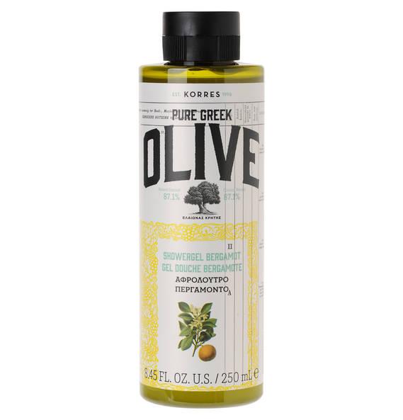 Korres OLIVE & OLIVE BLOSSOM Duschgel 250 ml