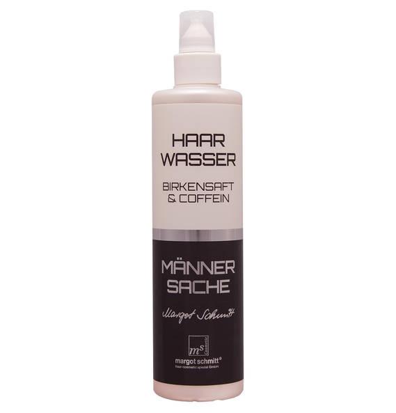 margot schmitt Haarwasser mit Birkensaft & Coffein, 200 ml, MÄNNERSACHE