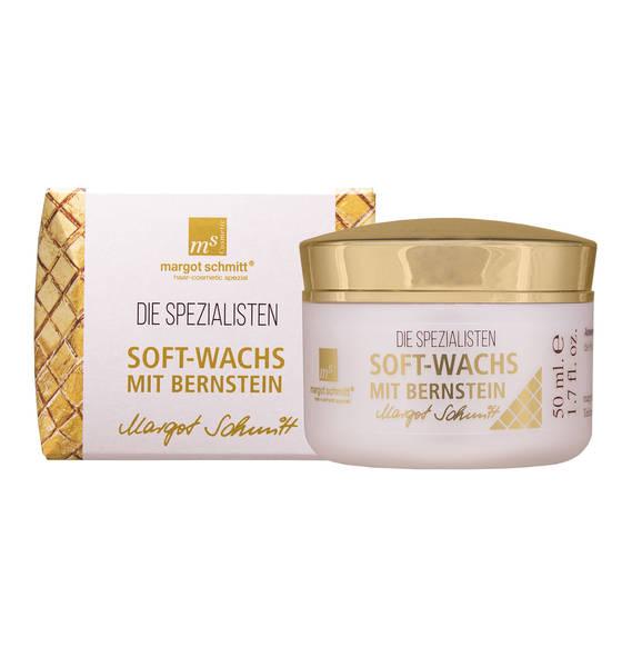 margot schmitt Soft-Wachs mit Bernstein, 50 ml, DIE SPEZIALISTEN