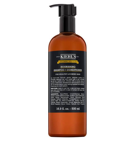 Kiehl´s Grooming Solutions Nourishing Shampoo & Conditioner 75 ml
