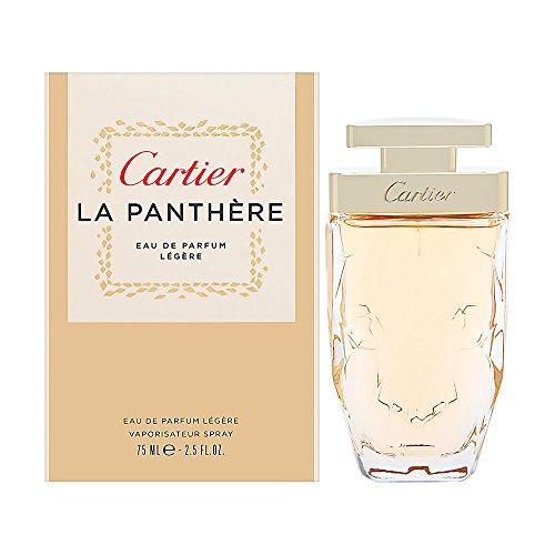 Cartier Damen La Panthere Legere, Eau de Parfum Vaporisateur 75ml