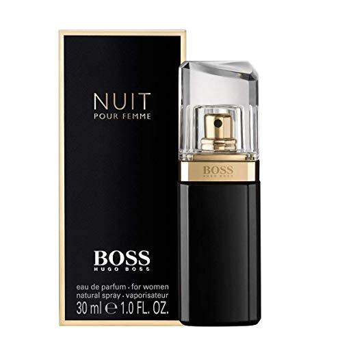 Hugo Boss Nuit femme / woman, Eau de Parfum, Vaporisateur / Spray 30 ml, 1er Pack (1 x 30 ml)
