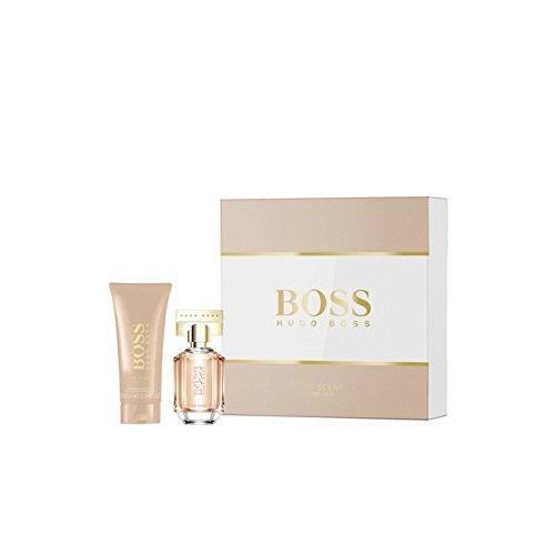 Hugo Boss The Scent For Her Giftset  Edp Spray 30ml/Body Lotion 100ml