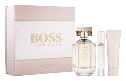 Hugo Boss The Scent For Her Set EDP 100ml + BL 50ml + Purse Spray EDT 7,4ml