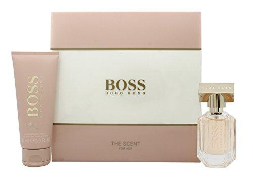 Hugo Boss The Scent for Her Geschenkset 30ml EDP + 100ml Body Lotion
