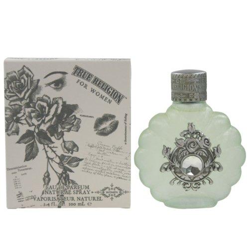 True Religion for Women, Eau de Parfum Spray, 1er Pack (1 x 100 ml)